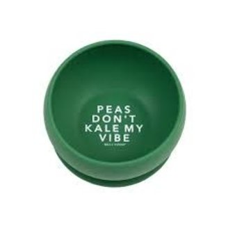 Bella Tunno Bella Tunno Wonder Bowl - Peas Don't Kale My Vibe