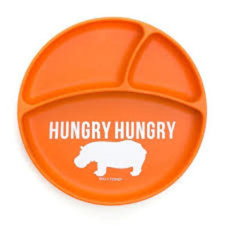 Bella Tunno Bella Tunno Wonder Plate - Hungry Hungry