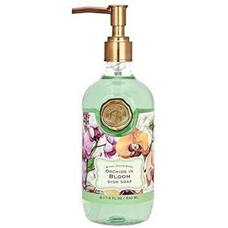 Michel Design Works MDW Dish Soap - Orchids in Bloom