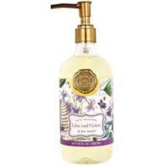 Michel Design Works MDW Dish Soap- Lilac and Violets