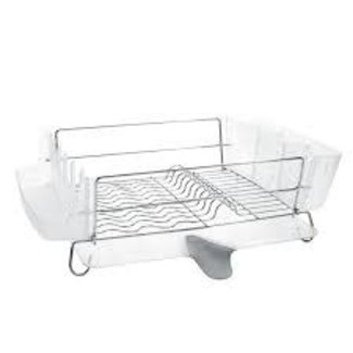 OXO OXO Good Grips FOLDING STAINLESS STEEL DISH RACK
