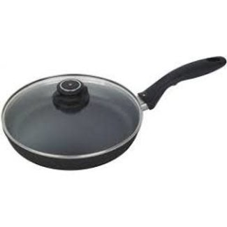 Swiss Diamond Fry Pan with Lid - 9.5""