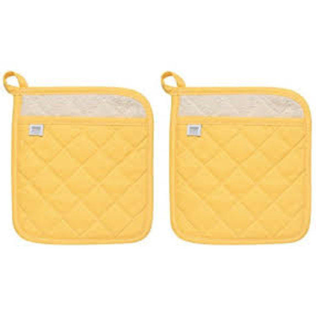 Now Designs Now Designs Potholder Superior- Lemon