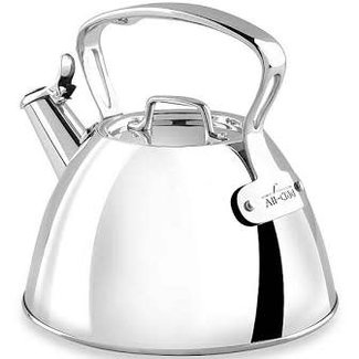All Clad All-Clad Tea Kettle- 2 Qt. Stainless Steel