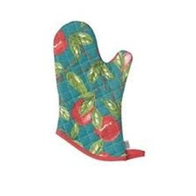 Now Designs Now Designs Oven Mitt Basic Apple Orchard