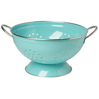 Now Designs Now Designs Colander 3 qt-  Turquoise