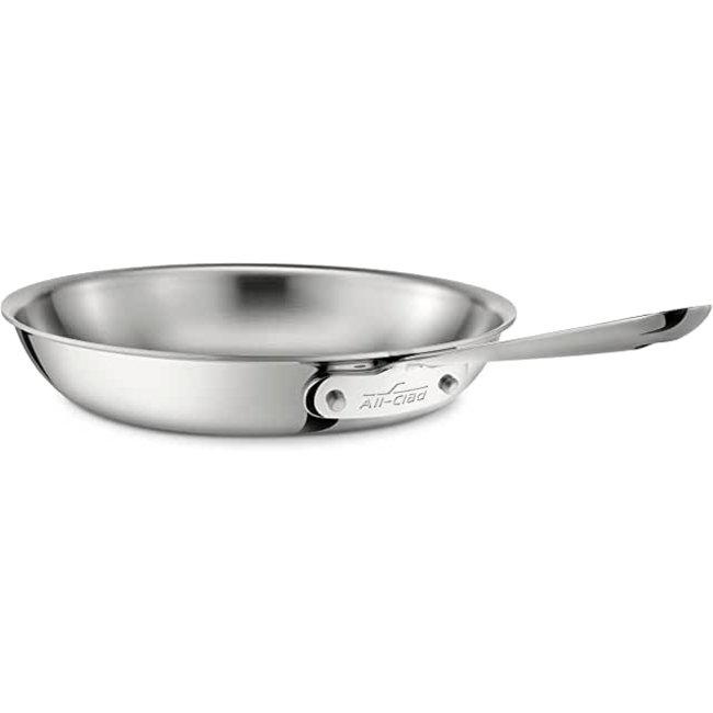 """All Clad All-Clad Fry Pan - 12"""" Stainless Steel"""