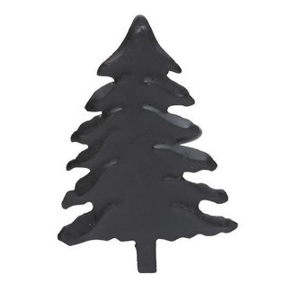 DII Napkin Ring- Black Pine Tree