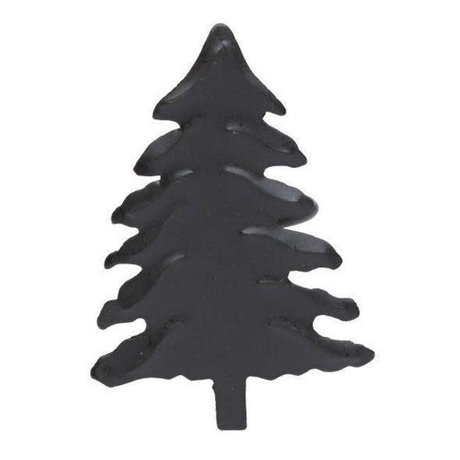 DII Napkin Ring- Black Pine Tree