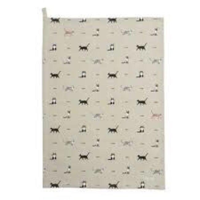 Sophie Allport Sophie Allport Tea Towel- Purrfect