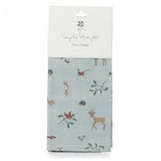 Sophie Allport Sophie Allport Tea Towel- National Trust Woodland
