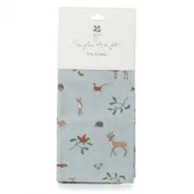 Sophie Allport Sophie Allport Tea Towel- National Trust Woodland