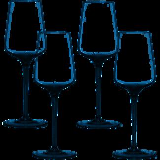 Nachtmann Nachtmann Set of 4 White Wine Glasses - Weissweinglas