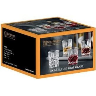 Nachtmann Nachtmann - Noblesse Shot Glass (set of 4)