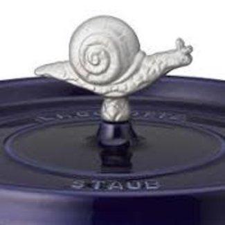 Staub Staub Changeable Stainless Steel Knob -  Snail
