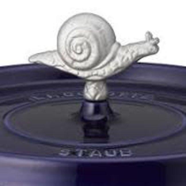Staub Staub - S/S Knob Snail