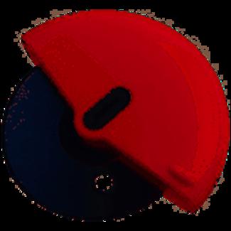 Zyliss - Easy Slice Pizza Wheel -red