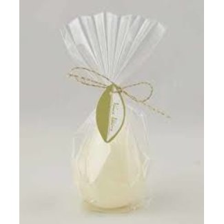 Vance Kitira Mini Pear Candle- Melon White