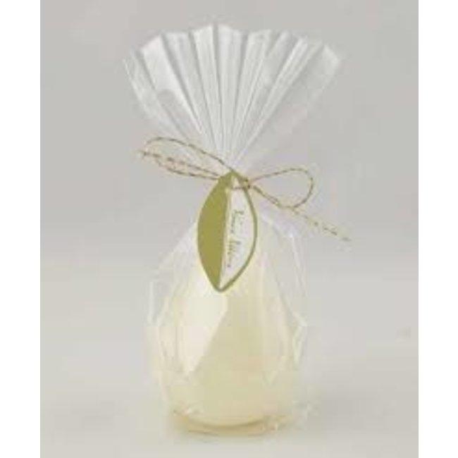 Vance Kitira Mini Pear Candle- Melon White