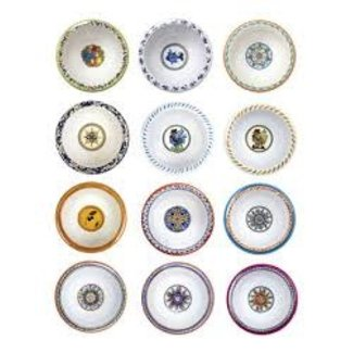 Le Cadeaux Le Cadeaux Mini Bowls- Assorted Patterns