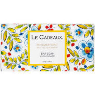 Le Cadeaux Le Cadeaux Bar Soap - Rosemary Mint