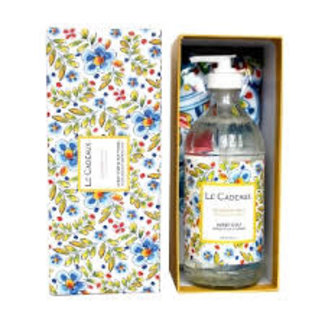 Le Cadeaux Le Cadeaux Hand Soap And Tea Towel Gift Set - Rosemary & Mint