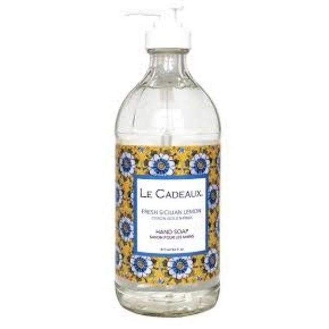 Le Cadeaux Le Cadeaux Hand Soap - Fresh Sicilian Lemon