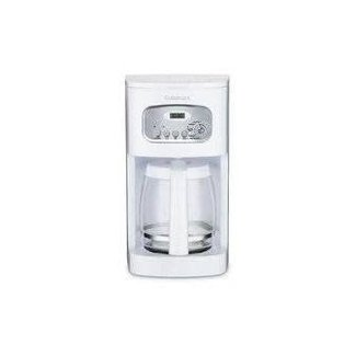 cuisinart Cuisinart - 12 Cup Programmable Coffeemaker White