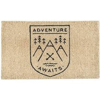 Danica Studios- Doormat Adventure Awaits
