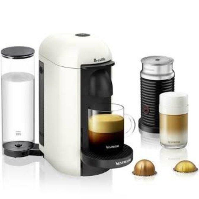 nespresso Nespresso Vertuo Plus & Aeroccino - White