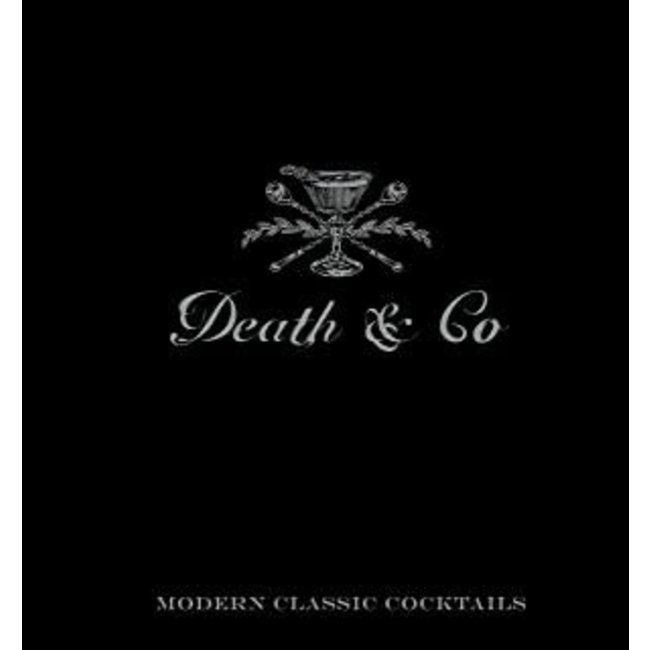 Cookbook - DEATH & CO.