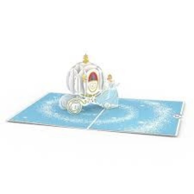 LovePOP Love Pop Greeting Card- Disney Cinderella