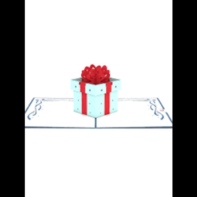 LovePOP Love Pop Greeting Card- Birthday Present