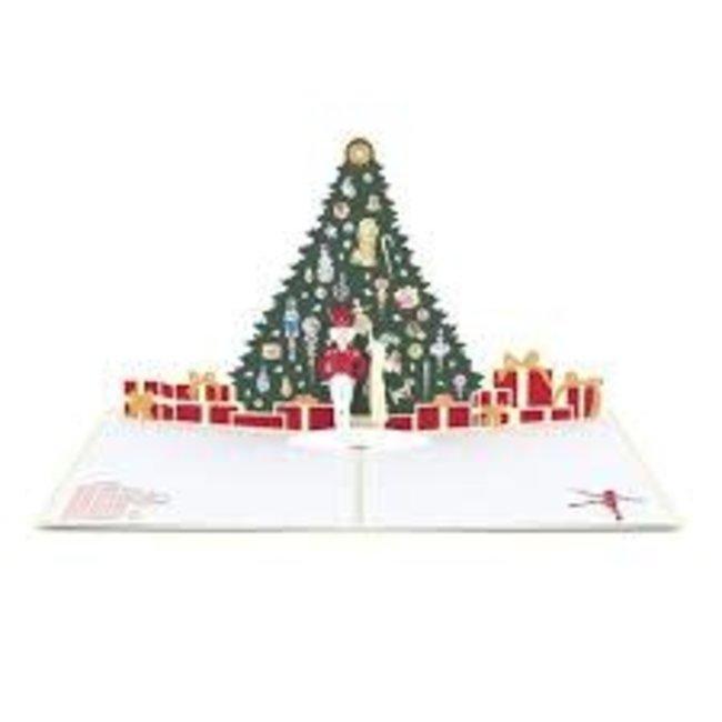 LovePOP Love Pop Greeting Card- The Nutcracker Christmas