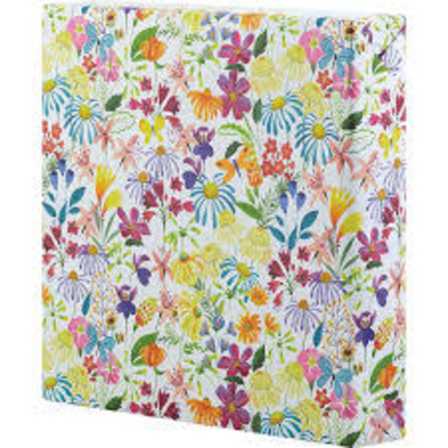 Wrapping Paper 5ft Roll- Graceful Garden