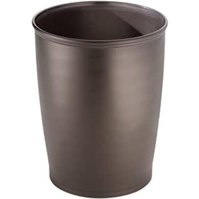 InterDesign Kent Waste Can Bronze