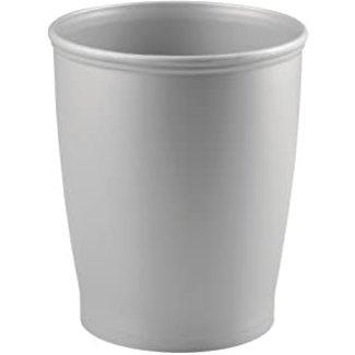 InterDesign Kent Waste Can Silver
