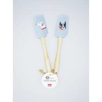 Now Designs Spatula Mini Set/2 Dog Days