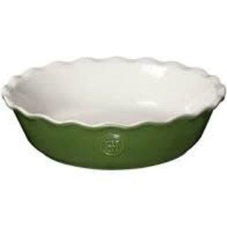 Emile Henry Emile Henry - Pie Dish - Spring Green