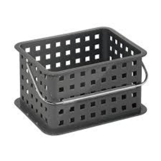 InterDesign Small Spa Basket - Slate