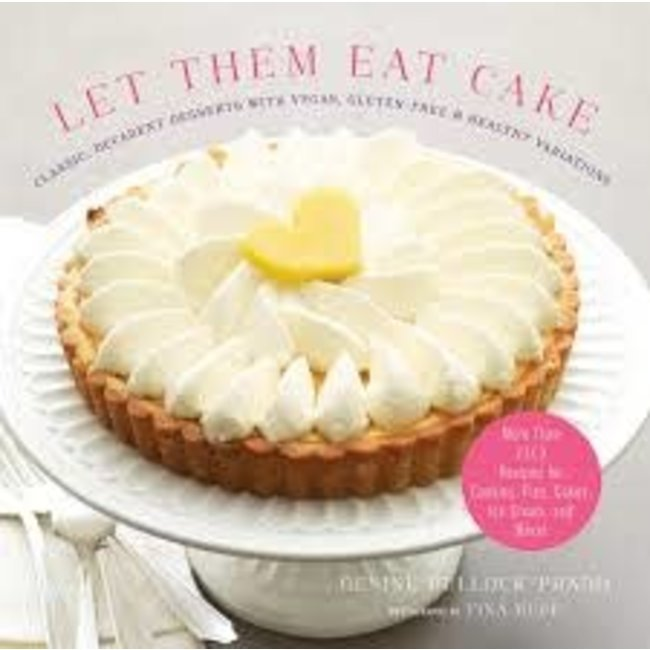 Cookbook - Let Them Eat Cake