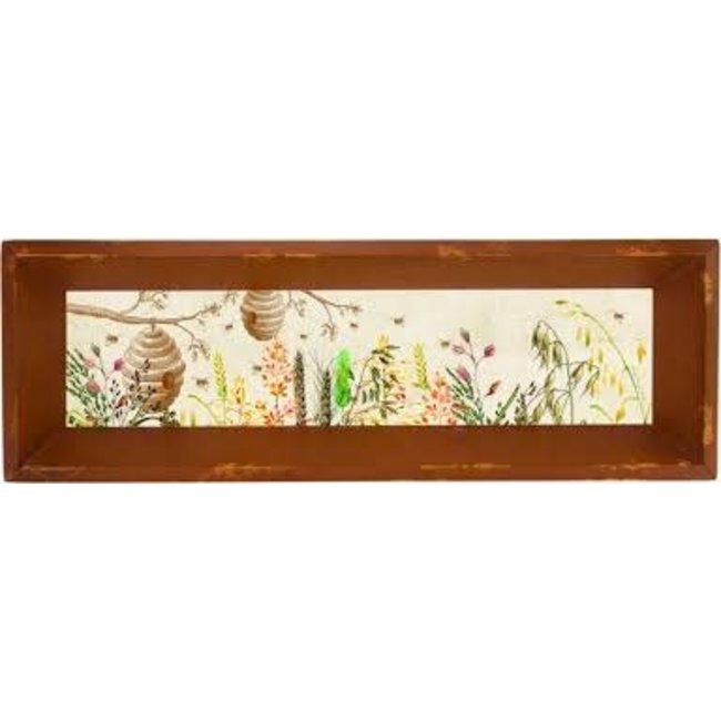 Michel Design Works MDW Fir Wood Vanity Tray- Oatmeal & Honey