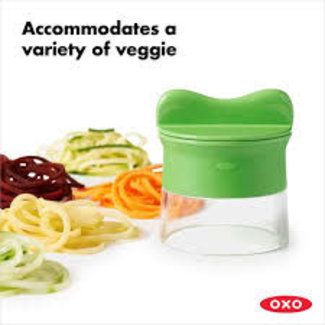 OXO OXO-GG HAND-HELD SPIRALIZER
