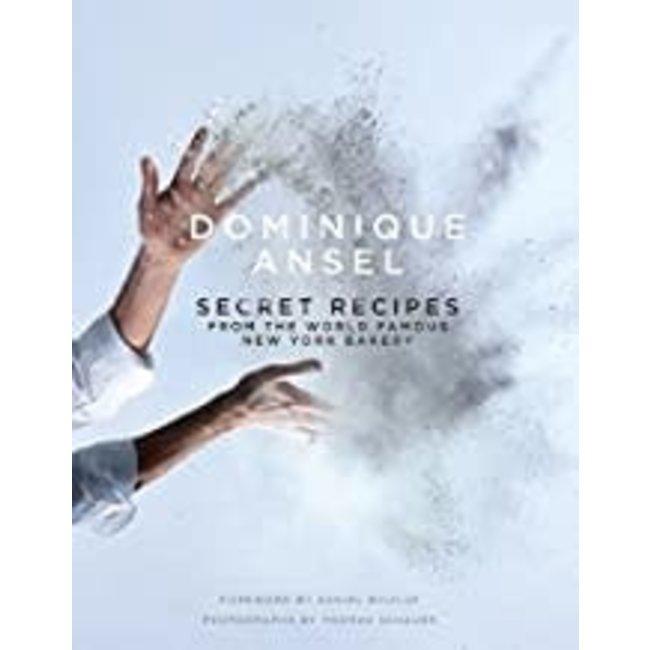 Cookbook- Dominique Ansel- The Secret Recipes