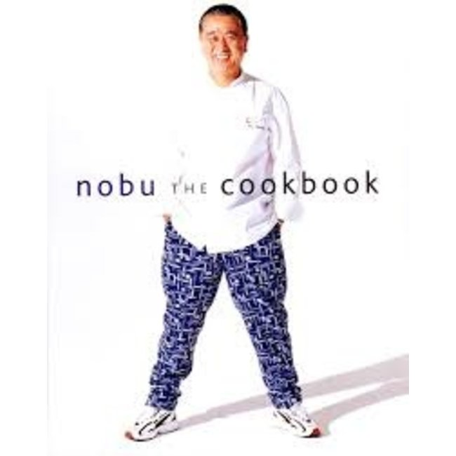 Cookbook- Nobu- The Cookbook