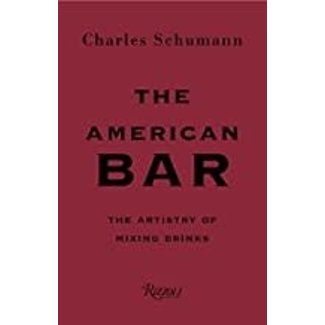 Cookbook- The American Bar- Charles Schumann