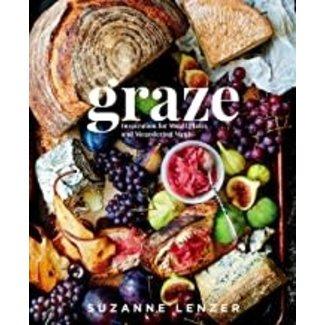 Cookbook - Graze - Suzanne Lenzer