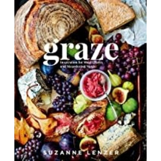 Cookbook - Graze - Suzanne Lenzer