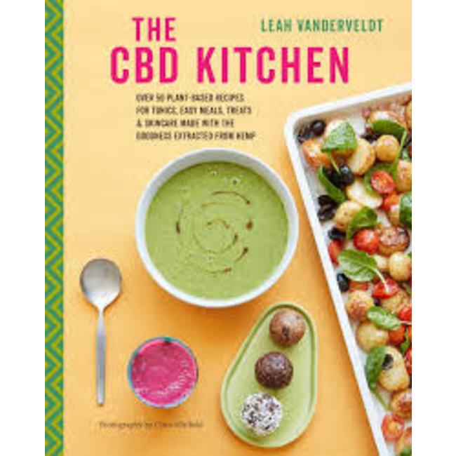 The CBD Kitchen- Leah Vanderveldt Cookbook