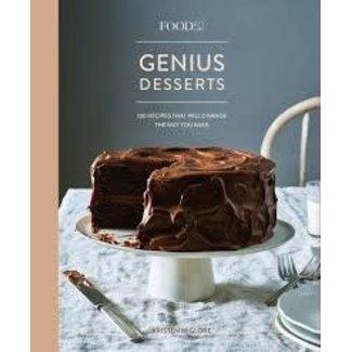 Cookbook- Kristen Miglore- Genius Desserts